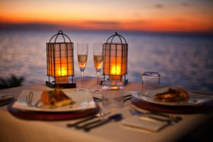 Seaside_Dinner_at_Cayo_Espanto_Private_Island